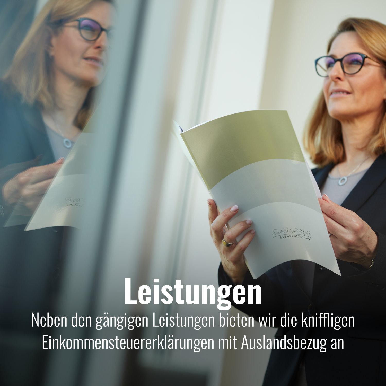 Sandra Mürb-Butschke Steuerberaterin-Diplomkauffrau