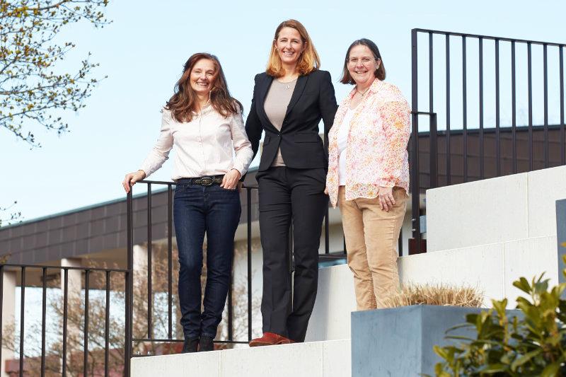 Das Team der Steuerberatung von Sandra Mürb-Butschke
