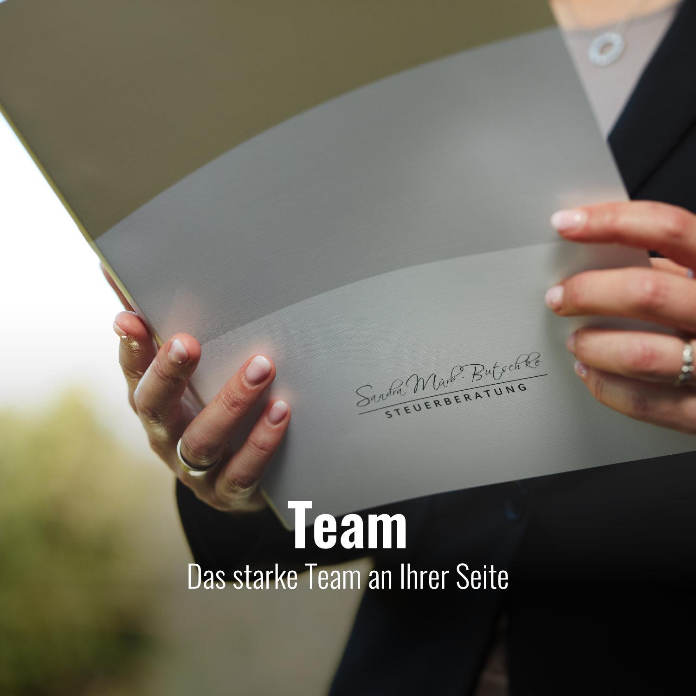 Team Sandra Mürb-Butschke Steuerberaterin-Diplomkauffrau